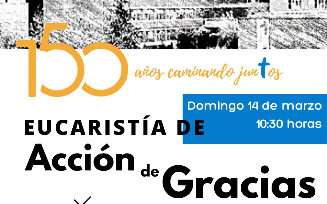 150 años del Colegio Escuelas Pías – Madrid (Carabanchel Alto)